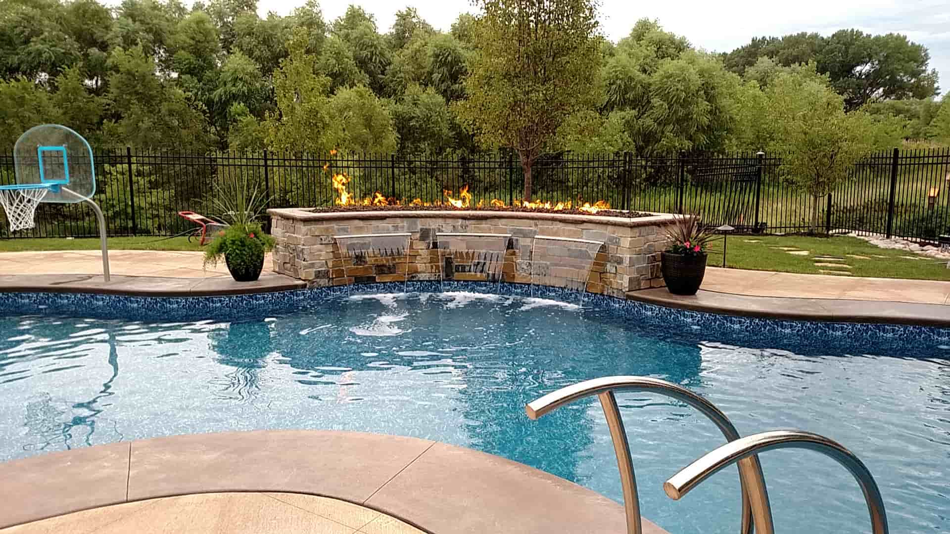 Swimming Pool Contractors Creative Structures Omaha